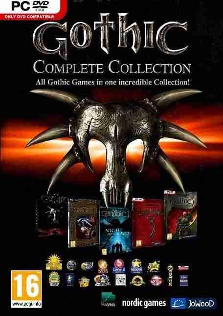 Descargar Gothic Complete Collection [English][3DVD5][DEFA] por Torrent